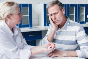 Оценка симптомов опорожнения и накопления после эмболизации артерии предстательной железы